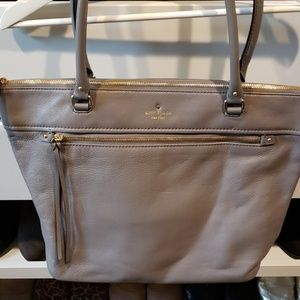 Kate Spade pebble leather Tote bag